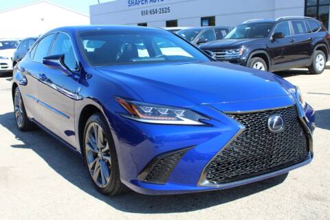 2019 Lexus ES 350 for sale at SHAFER AUTO GROUP in Columbus OH