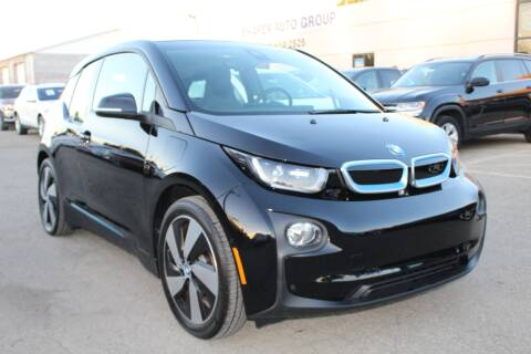 2017 BMW i3 for sale at SHAFER AUTO GROUP in Columbus OH