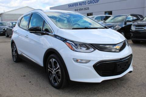 2017 Chevrolet Bolt EV for sale at SHAFER AUTO GROUP in Columbus OH