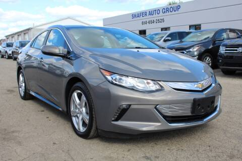2017 Chevrolet Volt for sale at SHAFER AUTO GROUP in Columbus OH