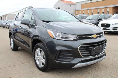 2017 Chevrolet Trax for sale at SHAFER AUTO GROUP in Columbus OH