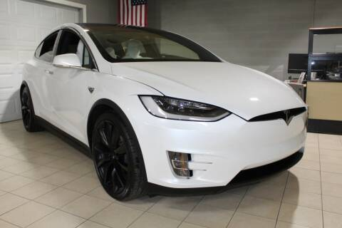 2019 Tesla Model X for sale at SHAFER AUTO GROUP in Columbus OH