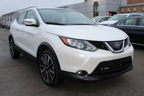 2017 Nissan Rogue Sport for sale at SHAFER AUTO GROUP in Columbus OH