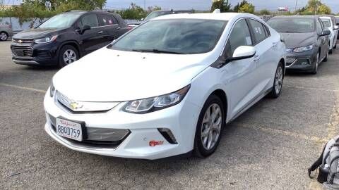 2018 Chevrolet Volt for sale at SHAFER AUTO GROUP in Columbus OH