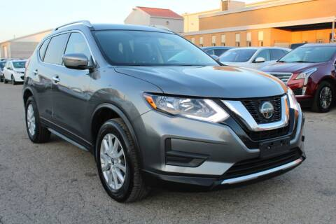 2018 Nissan Rogue for sale at SHAFER AUTO GROUP in Columbus OH