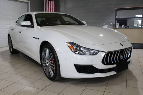 2019 Maserati Ghibli for sale at SHAFER AUTO GROUP in Columbus OH