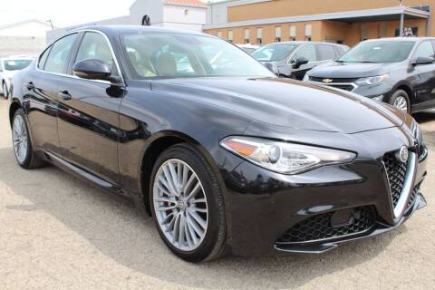 2017 Alfa Romeo Giulia for sale at SHAFER AUTO GROUP in Columbus OH