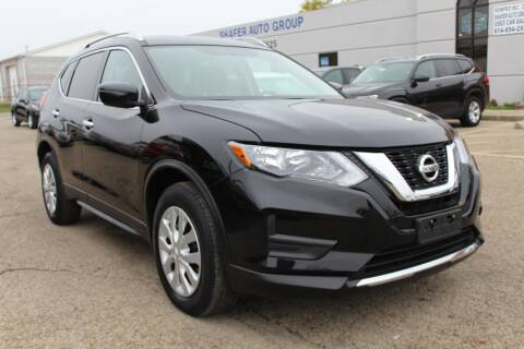 2017 Nissan Rogue for sale at SHAFER AUTO GROUP in Columbus OH