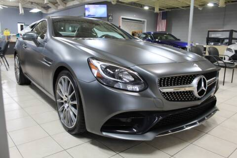 2017 Mercedes-Benz SLC for sale at SHAFER AUTO GROUP in Columbus OH