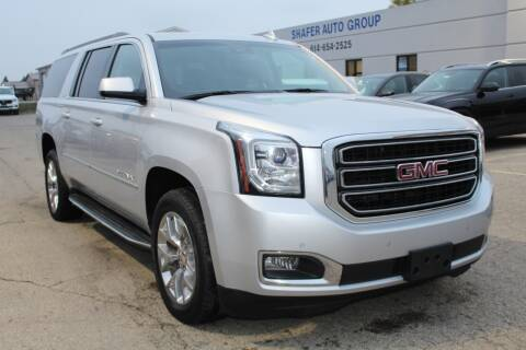 2015 GMC Yukon XL for sale at SHAFER AUTO GROUP in Columbus OH