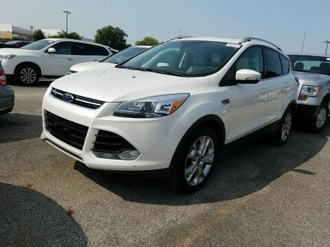 2015 Ford Escape for sale at SHAFER AUTO GROUP in Columbus OH