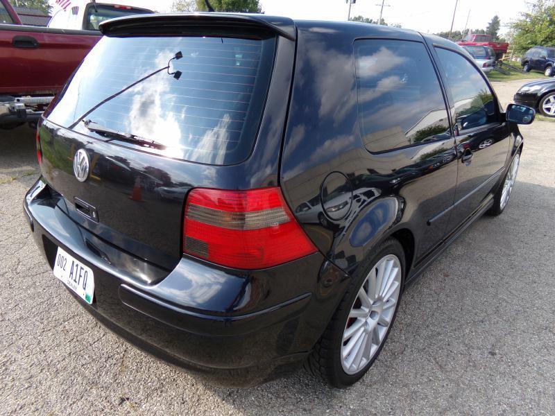 Volkswagen gti th anniversary edition dr hatchback in