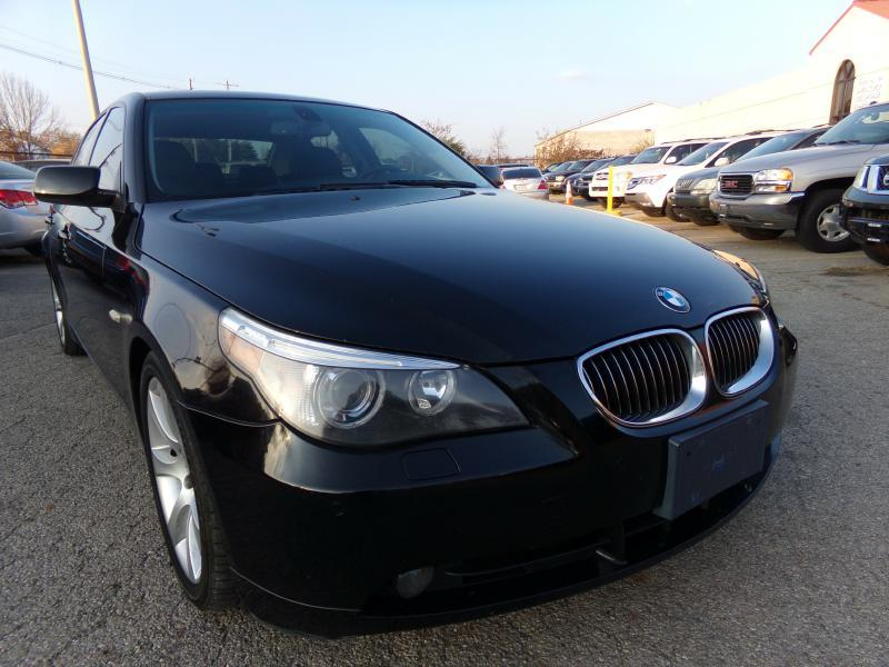 2007 BMW 5 Series 550i In Columbus, OH - SHAFER AUTO GROUP