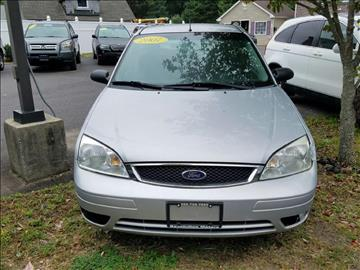 2007 Ford Focus for sale in Naugatuck, CT