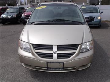 2005 Dodge Caravan for sale in Naugatuck, CT