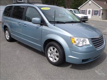 2008 Chrysler Town and Country for sale in Naugatuck, CT