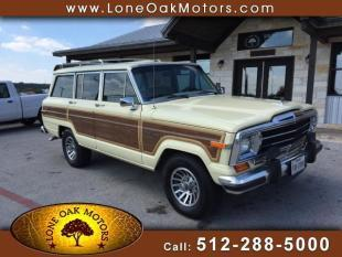 1988 Jeep Grand Wagoneer for sale in Austin, TX