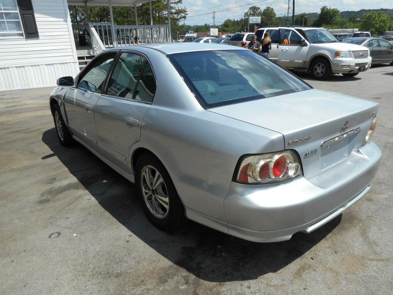 2000 Mitsubishi Galant ES 4dr Sedan - Knoxville TN
