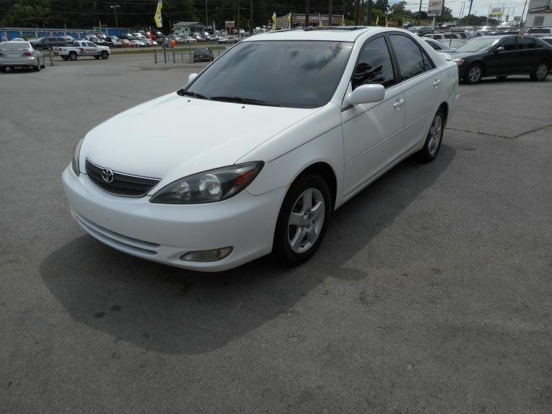 2004 Toyota Camry LE 4dr Sedan - Knoxville TN