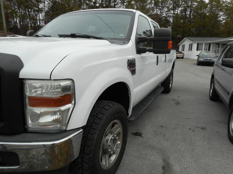 2009 Ford F-250 Super Duty SUPER DUTY - Knoxville TN