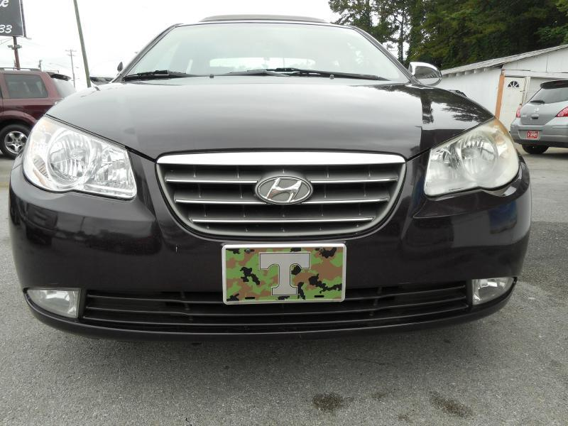 2007 Hyundai Elantra GLS 4dr Sedan - Knoxville TN