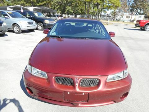 2001 Pontiac Grand Prix for sale in Knoxville, TN