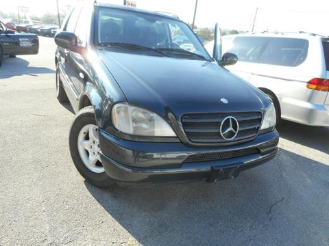 2001 Mercedes-Benz M-Class for sale in Knoxville, TN