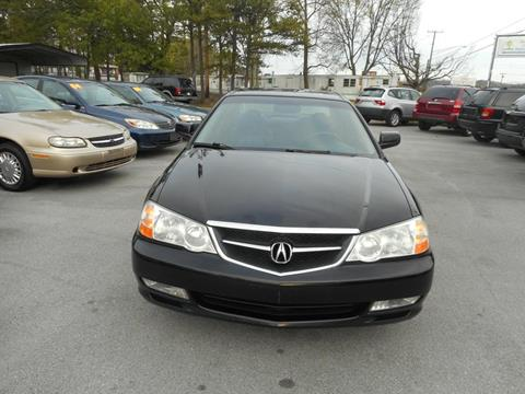 Acura TL For Sale In Tennessee Carsforsalecom - 2003 acura tl for sale