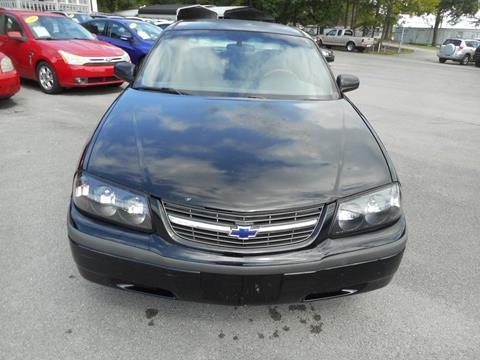 2001 Chevrolet Impala for sale in Knoxville, TN