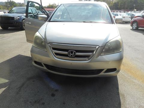 2006 Honda Odyssey for sale at Elite Motors in Knoxville TN