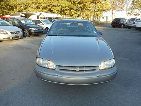 1998 Chevrolet Lumina for sale in Knoxville, TN