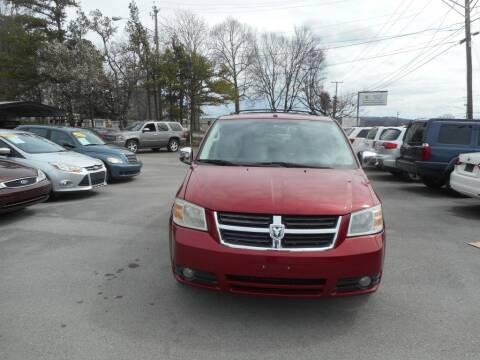 2008 Dodge Grand Caravan SXT for sale at Elite Motors in Knoxville TN