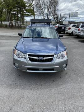 2008 Subaru Outback for sale at Elite Motors in Knoxville TN