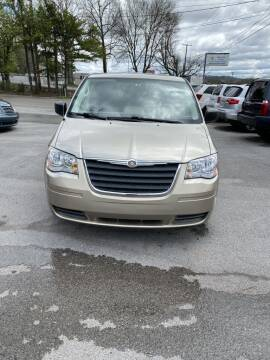 2008 Chrysler Town and Country LX for sale at Elite Motors in Knoxville TN