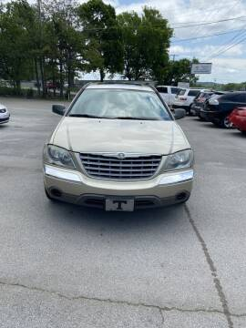 2006 Chrysler Pacifica for sale at Elite Motors in Knoxville TN