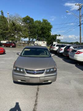 2003 Chevrolet Impala for sale at Elite Motors in Knoxville TN