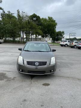 2008 Nissan Sentra for sale at Elite Motors in Knoxville TN