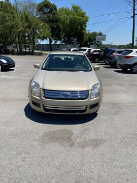 2007 Ford Fusion for sale at Elite Motors in Knoxville TN