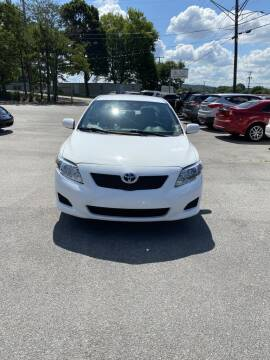 2010 Toyota Corolla for sale at Elite Motors in Knoxville TN