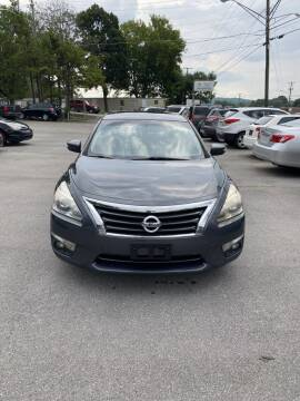 2013 Nissan Altima for sale at Elite Motors in Knoxville TN