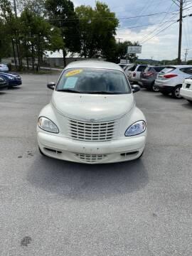 2005 Chrysler PT Cruiser for sale at Elite Motors in Knoxville TN