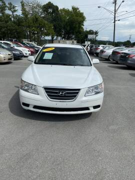 2010 Hyundai Sonata for sale at Elite Motors in Knoxville TN