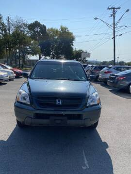 2005 Honda Pilot for sale at Elite Motors in Knoxville TN