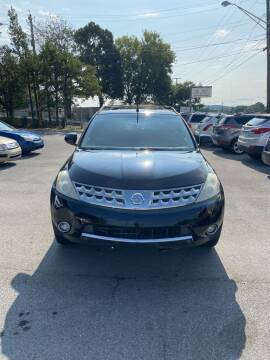 2007 Nissan Murano for sale at Elite Motors in Knoxville TN