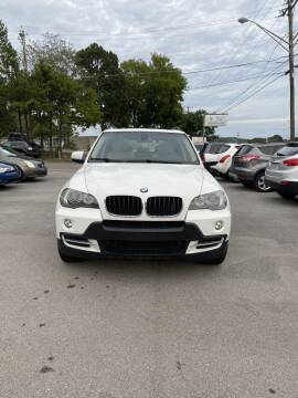 2008 BMW X5 for sale at Elite Motors in Knoxville TN