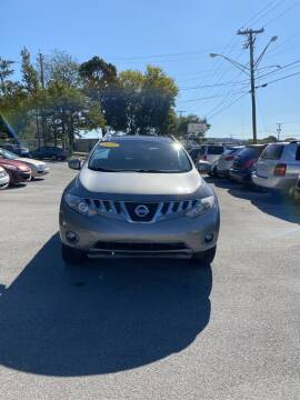 2010 Nissan Murano for sale at Elite Motors in Knoxville TN