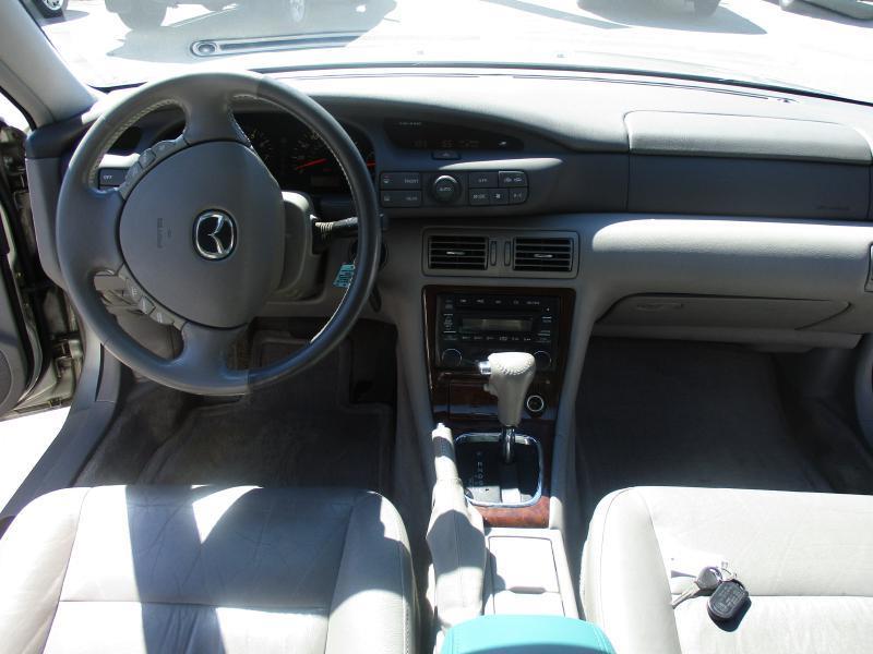 2002 Mazda Millenia for sale at Elite Motors in Knoxville TN