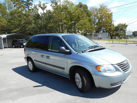 2005 Chrysler Town and Country for sale at Elite Motors in Knoxville TN
