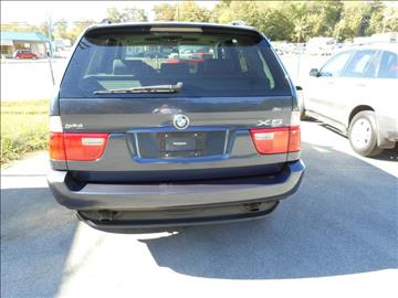 2004 BMW X5 for sale at Elite Motors in Knoxville TN