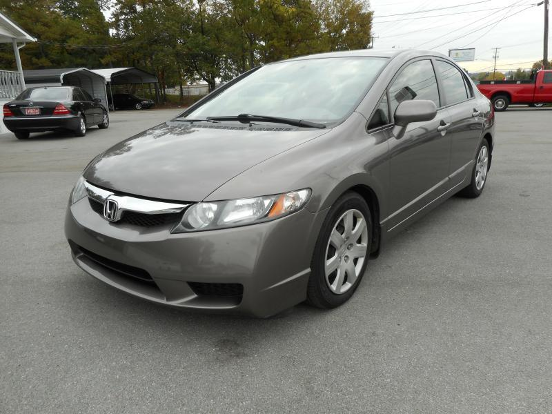 2009 Honda Civic LX 4dr Sedan 5A - Knoxville TN